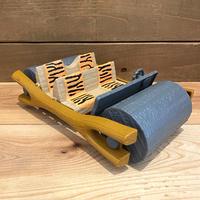 THE FLINTSTONES Flintmobile Figure/原始家族フリントストーン フリントモービル フィギュア/200204-5