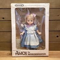 ALICE In WONDERLAND Alice Doll/不思議の国のアリス アリス ドール/191119-13