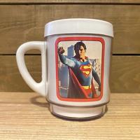 SUPERMAN   Superman Plastic Mug/スーパーマン プラスチックマグ/200725-3