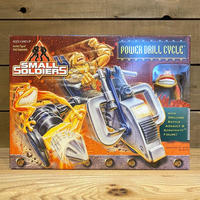 SMALL SOLDIERS Power Drill Cycle and Scratch-It Figure/スモールソルジャーズ パワードリルサイクル & スクラッチイット/200507-3