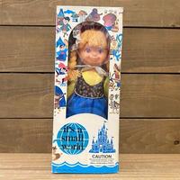 it's a small world Norway Girl Doll/イッツアスモールワールド ノルウェーの女の子 ドール/200811-7