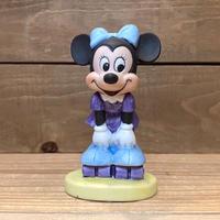 Disney Minnie  Mouse Porcelain Figurines/ディズニー ミニー・マウス ポーセリンフィギュアリン/210212-28