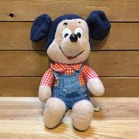 Disney Mickey Mouse Plush Doll/ディズニー ミッキー・マウス ぬいぐるみ/200426-9