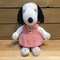 PEANUTS Belle Out Fit (Small)/ピーナッツ ベル アウトフィット(小)/200517-5