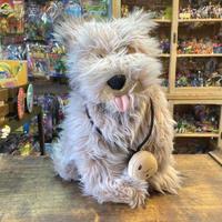 BTTF Einstein Plush Doll/バックトゥザフューチャー アインシュタイン ぬいぐるみ/210319-9