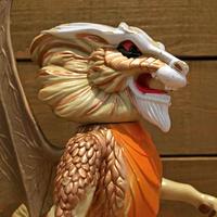 AD&D Dragonne Figure/アドバンスドダンジョンズ&ドラゴンズ ドラグーン フィギュア/191015-7