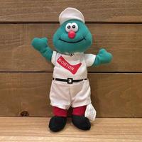 BOSTON RED SOX Wally the Green Monster Bean Bag/ボストンレッドソックス ウォーリー ぬいぐるみ (B)/201017-2