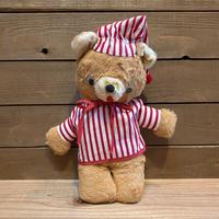 Pajama Bear Plush Doll/パジャマくま ぬいぐるみ/200521-11