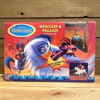 HERCULES Hercules & Pegasus Battle Pack Figure/ヘラクレス ヘラクレス&ペガサス バトルパック フィギュア/200405-5