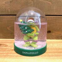 TURTLES Donatello Snow Globe/タートルズ ドナテロ スノードーム/191104-4