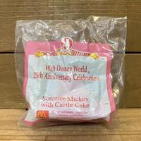 Disney WDW 25th Anniversary Celebration Happy Meal/ディズニー ウォルトディズニーワールド25周年記念 ミッキー ミールトイ/210201-12