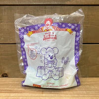 Disney Mickey's Once Upon a Christmas Mickey Happy Meal/ディズニー ミッキーのクリスマスの贈り物 ミッキー ミールトイ/210201-13