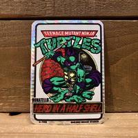 TURTLES Card Sticker/タートルズ ステッカー/210101-17