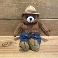 SMOKEY BEAR Smokey Bear Plush Doll (Small)/スモーキーベア ぬいぐるみ (小さめ)/200316-1