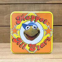 THE MUPPETS Muppet All Stars Tin Box/マペッツ マペットオールスターズ 缶/200719-3