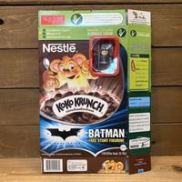 BATMAN Koko Krunch Cereal Box/バットマン ココクランチ シリアルボックス/210815-6