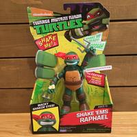 TURTLES Shake'ems  Raphael Figure/タートルズ シェイクエムズ・ラファエロ フィギュア/171206-5