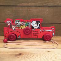CASPER Casper Wooden Pull Toy/キャスパー ウッドプルトイ/190725-4