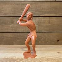 Cave man Plastic Figure/原人 プラスチックフィギュア/200625-15