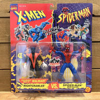 MARVEL Nightcrawler VS Spide-Man Figure Set/マーベル ナイトクローラー VS スパイダーマン フィギュアセット/200416-11