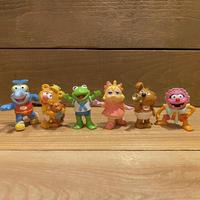 THE MUPPETS Muppets Baby PVC Figure Set/マペッツ マペッツベイビー PVCフィギュアセット/200917-2