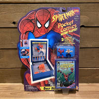 SPIDER-MAN Pocket Comics Daily Bugle Playset/スパイダーマン ポケットコミックス プレイセット/200409-2