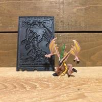 Yu-Gi-Oh! Harpie's Pet Dragon Mini Figure/遊戯王 ハーピィズペット竜 ミニフィギュア/200720-6