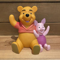Winnie the Pooh Pooh & Piglet Coin Bank/くまのプーさん プーさん & ピグレット コインバンク/200302-20