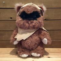 STAR WARS Wicket The Ewok  Plush Doll/スターウォーズ ウィケット・ザ・イウォーク ぬいぐるみ/190325-1