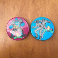 POWER RANGERS Button/パワーレンジャー 缶バッジ/170819-4