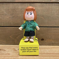 PEANUTS Peppermint Patty Mini Doll/ピーナッツ ペパーミント・パティ ミニドール/200302-8
