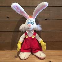 Who Framed ROGER RABBIT Posable Plush Doll/ロジャーラビット ポーザブルぬいぐるみ/180926-12