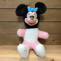 Disney Minnie Mouse Plush Doll/ディズニー ミニー・マウス プラッシュドール/210925-4
