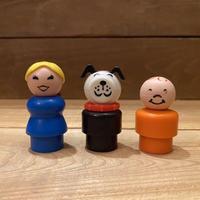Little People Figure Set/リトルピープル フィギュアセット/201228-2