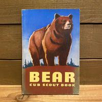 Cub Scout Book 【Bear】/カブスカウトブック【ベア】/200118-5