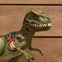 JURASSIC PARKⅢ Re-ak A-tak T-Rex Figure/ジュラシックパーク3 リアークアタック ティラノサウルス フィギュア/190622-2