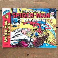 SPIDER-MAN Super Spider-man and the Titans Comics 1977.June.226/スパイダーマン コミック 1977年4月226号/190425-15