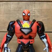 SPIDER-MAN Radioactive Spider Armor Figure/スパイダーマン ラジオアクティブ・スパイダーアーマー フィギュア/210916-1