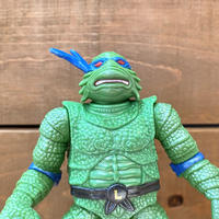 TURTLES Creature from the Black Lagoon Leonardo Figure/タートルズ 大アマゾンの半魚人・レオナルド フィギュア/200422-13