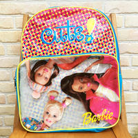 Barbie Barbie Back Pack Blue/バービー リュック ブルー/171106-2