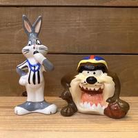 LOONEY TUNES  Bugs  Bunny & Tasmanian Devil Solt & Pepper/ルーニーテューンズ バッグス・バニーとタズ ソルト&ペッパー/211006−3