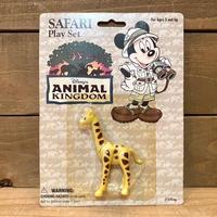 ANIMAL KINGDOM Safari Play Set Girafee Figure/アニマルキングダム サファリプレイセット キリン フィギュア/210126−17