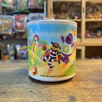 McDonald's Plastic Mug/マクドナルド プラスチックマグ/201002-3