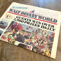 Disney Walt Disney World News 【Spring Edition】/ディズニー ウォルトディズニーワールドニュース/210905-1