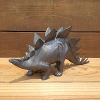 Metal Stegosaurus/金属のステゴサウルス/180822-6