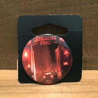 JURASSIC PARK Button/ジュラシックパーク 缶バッジ/190417-1