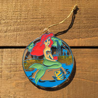 THE LITTLE MERMAID Ariel Christmas Ornament/リトルマーメイド アリエル クリスマスオーナメント/190120-1