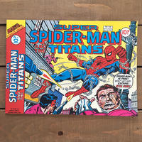 SPIDER-MAN Super Spider-man and the Titans Comics 1977.May.224/スパイダーマン コミック 1977年5月224号/190425-14