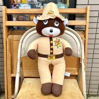 Smokey the Sheriff Plush Doll/スモーキー・ザ・シェリフ ぬいぐるみ/200316-4