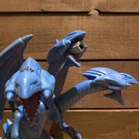 Yu-Gi-Oh!  Blue Eyes Ultimate Dragon Figure/遊戯王 青眼の究極竜 フィギュア/200120-1